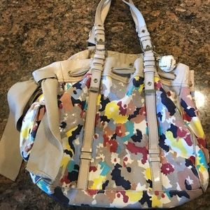 Oversized Juicy Couture tote
