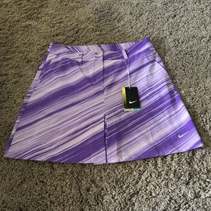 NWT! NIKE TOUR PERFORMANCE GOLF SKIRT