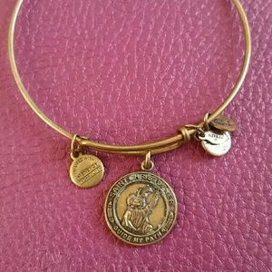Alex and Ani St. Christopher Guide My Path