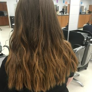 Hair (Coloring, Cut, Style, etc.) & Makeup