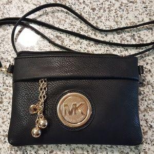 MK logo clutch / bag