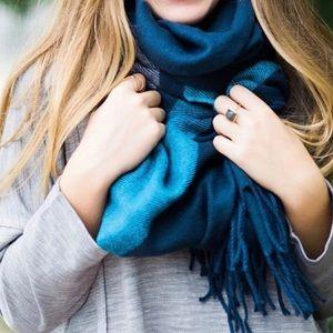 🔜🆕Soft & Warm Scarf - Blue