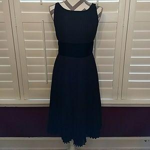 Empire Waist Little Black Dress