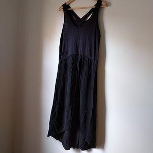 Black Anthropologie dress