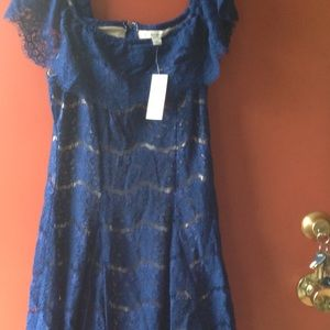 Francesca's beautiful NWT dress
