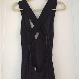 75a2bf46e67 Lulu s Dresses - Heaven and Earth Black Maxi dress from Lulu s