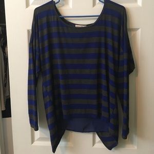 Fun stripped top size M from Altar'd state