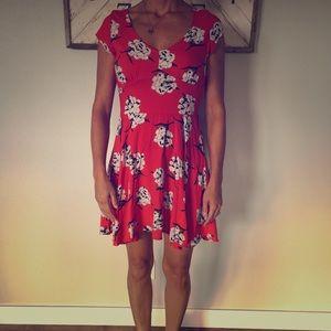 Abercrombie dress size medium