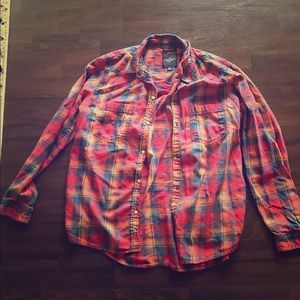 American Eagle Outfitters Plaid/Flannel Shirt