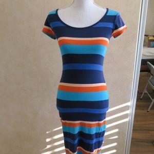 Planet Gold Macys Sleeveless Small Dress