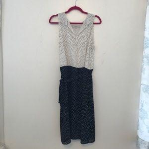 LOFT Polka-dot Dress