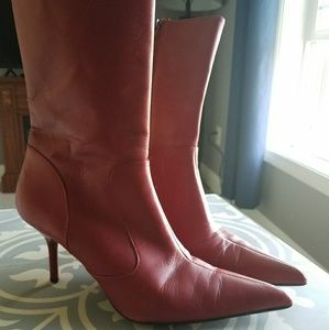 🔴RED HOT!! 🔴Steve Madden stiletto ankle boots