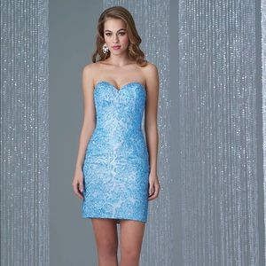 Madison James • Winter Formal Dress