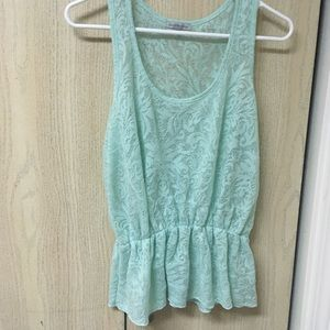 Charlotte Russe Dress Tank Top new