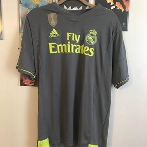 Ronaldo real Madrid jersey 2014 Fifa champions