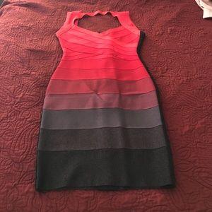 Herve Leger Dress - Size medium
