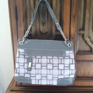 Gray Handbag NWOT
