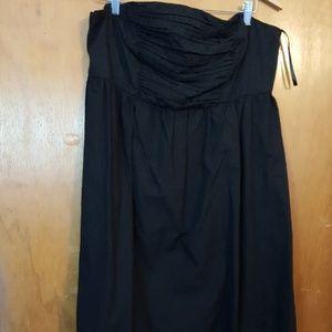 Torrid strapless dress size 16 ☆new ☆