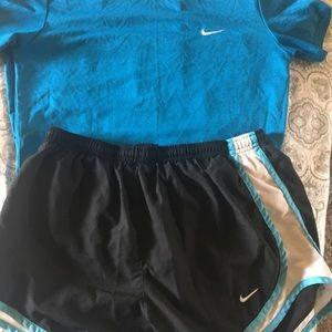 Nike fit dry SET