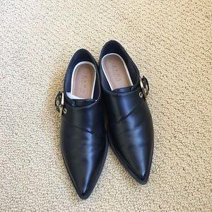 ZARA WING TIP shoes