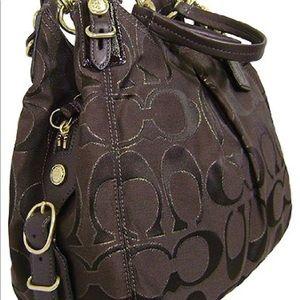 Coach 16153 Madison maggie MIA Shoulder Hobo bag