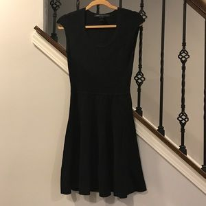 Black Marc by Marc Jacobs sweater dress