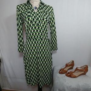 Merona shirt dress with matching belt.