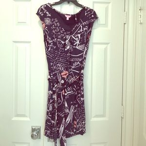 """Lilly Pulitzer """"Love Letters"""" dress"""