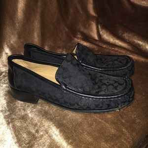 Authentic Coach Loafers
