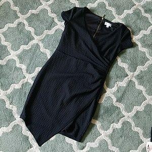 BISOU BISOU Asymmetrical Dress Size 10