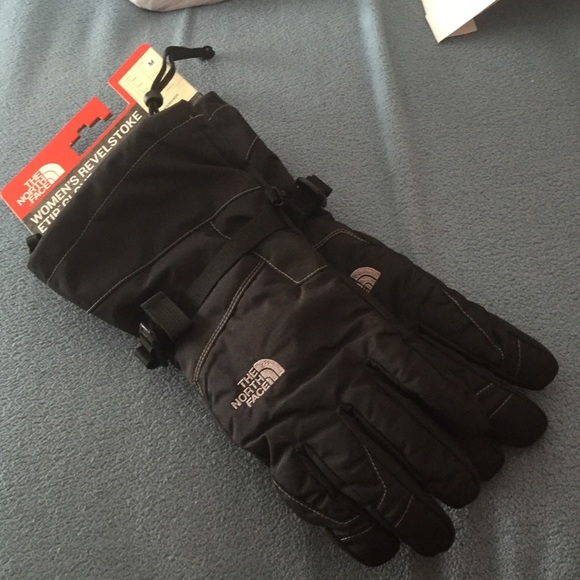 a9eeb61b4 North Face Black Women's Revelstoke ETIP™ Gloves M NWT