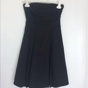Express strapless dress - size 0