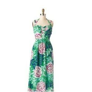 Moulinette Souers floral dress