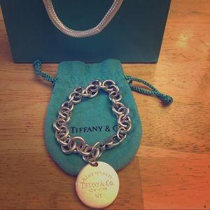 Tiffany &  Co Return to Tiffany Tag Bracelet