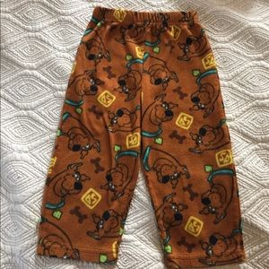 Other - Scooby doo fleece pajama pants