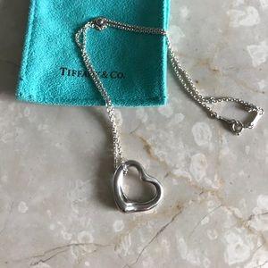 Elsa Peretti Open Heart Pendant