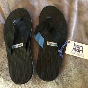 Other - Hari Mari Men's Dunes - Black.  Brand new.
