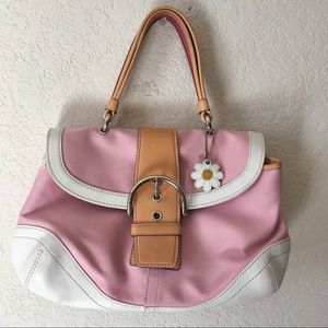COACH Vachetta Handbag Satchel
