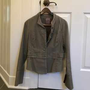 Free People Military inspired Jacket