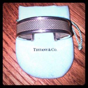 Tiffany & Co. bangle cuff bracelet