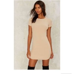 Nasty Gal | Short Sleeve Sweater Dress | Size M