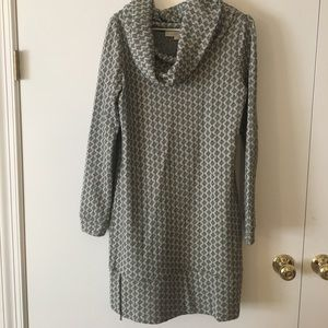 Loft Long Sleeve Dress