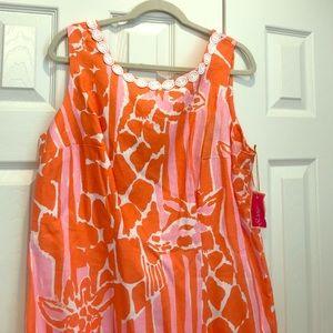 Lilly for Target giraffe print dress