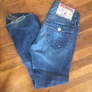 True Religion Ricky Big T jeans