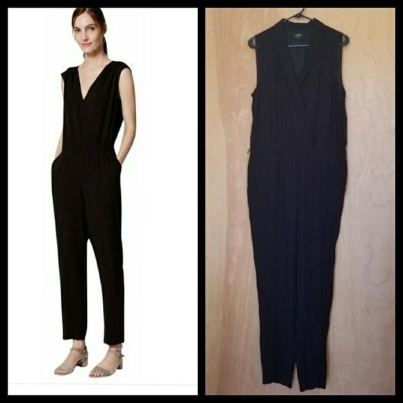 Ann Taylor Dresses Loft Jumpsuit Size 8 Poshmark