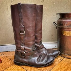 Vintage Frye Riding Boots