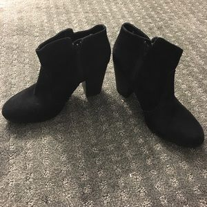 H&M booties never worn size 8
