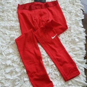 Nike Dri-Fit 3/4 Length Compression Pants