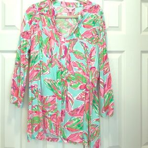 Lilly Pulitzer printed top