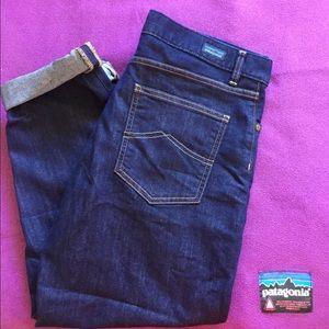 Patagonia Jeans.